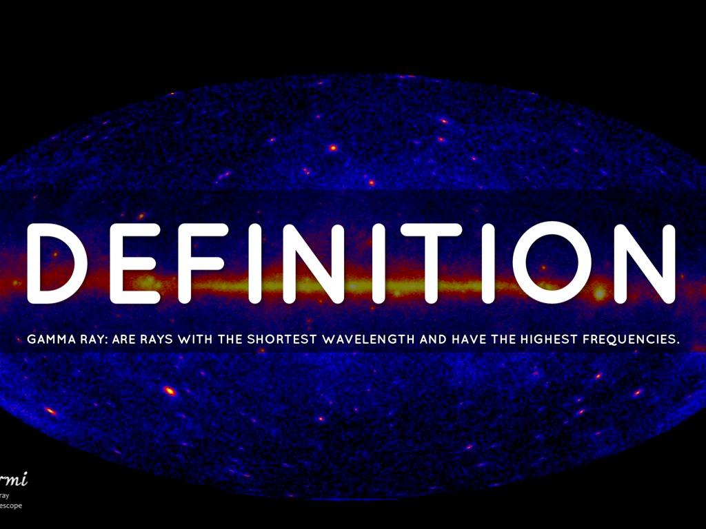 gamma rays by naomi martinez
