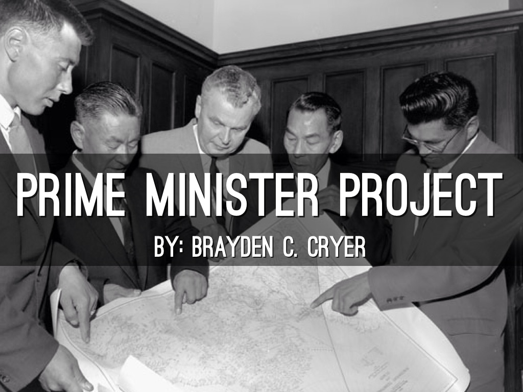 Prime Minister Project II