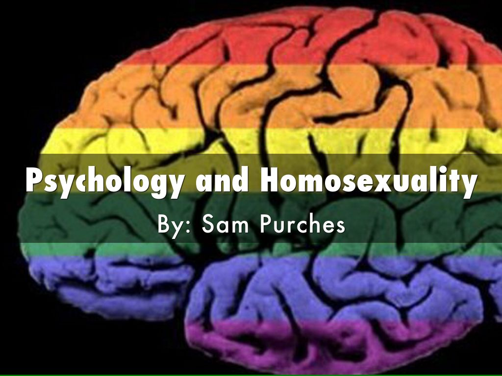 social psychology and homosexuality They ranged from clinical psychology to the study of individual differences and personality, to social psychology homosexuality theories in homosexuality.