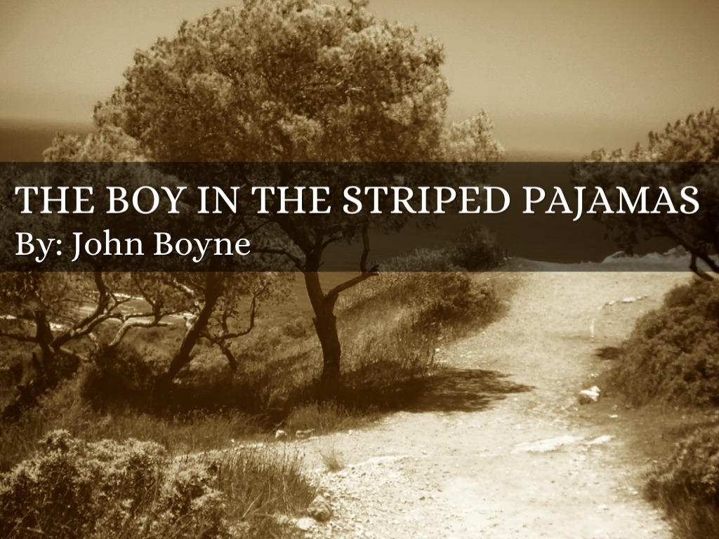 boy in the striped pyjamas essay notes Read this essay on the boy in the striped pajamas the boy in the striped pyjamas, directed by mark herman, undergo various changes and transformations.