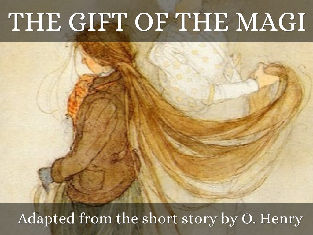 The gift of the magi book review
