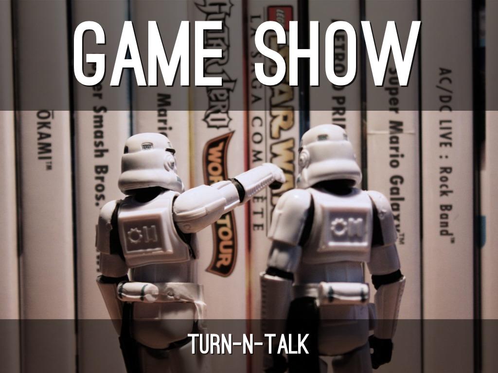 Game Show Turn N Talk