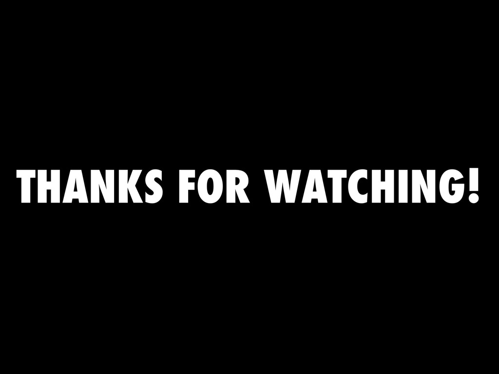 thanks for watching black hole - photo #7