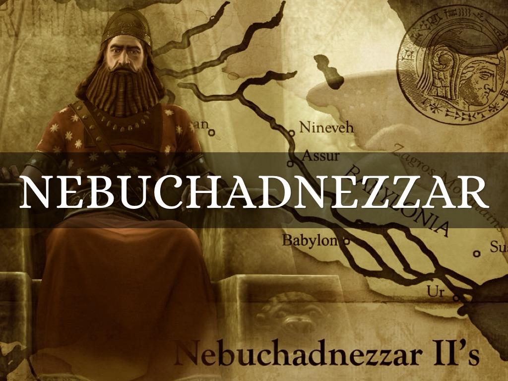 Nebuchadnezzar by 20176280 | 1024 x 768 jpeg 200kB