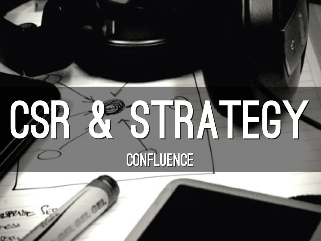 CSR & Strategy