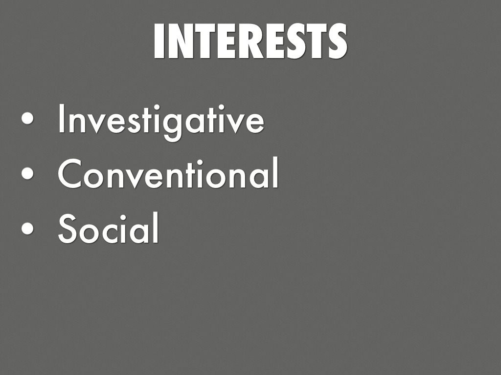 interested investigator