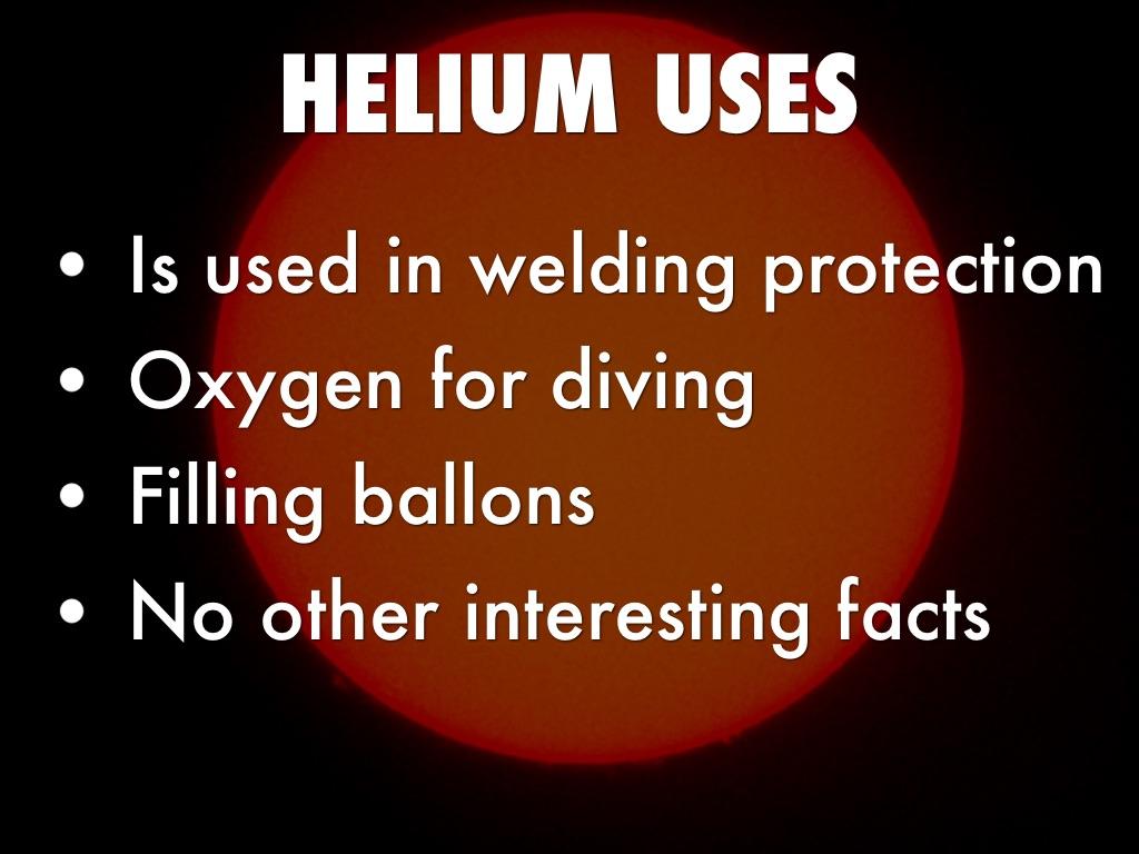 Helium by Jack Snoberger