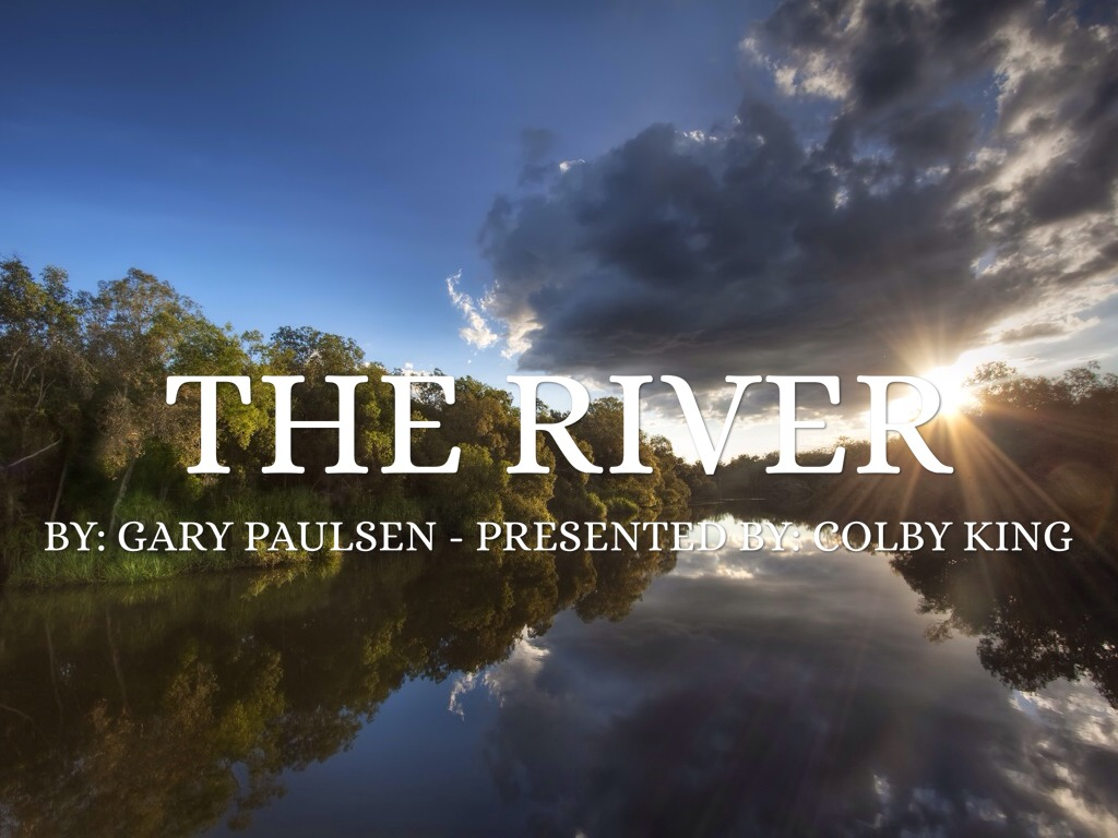 The River by Colby King