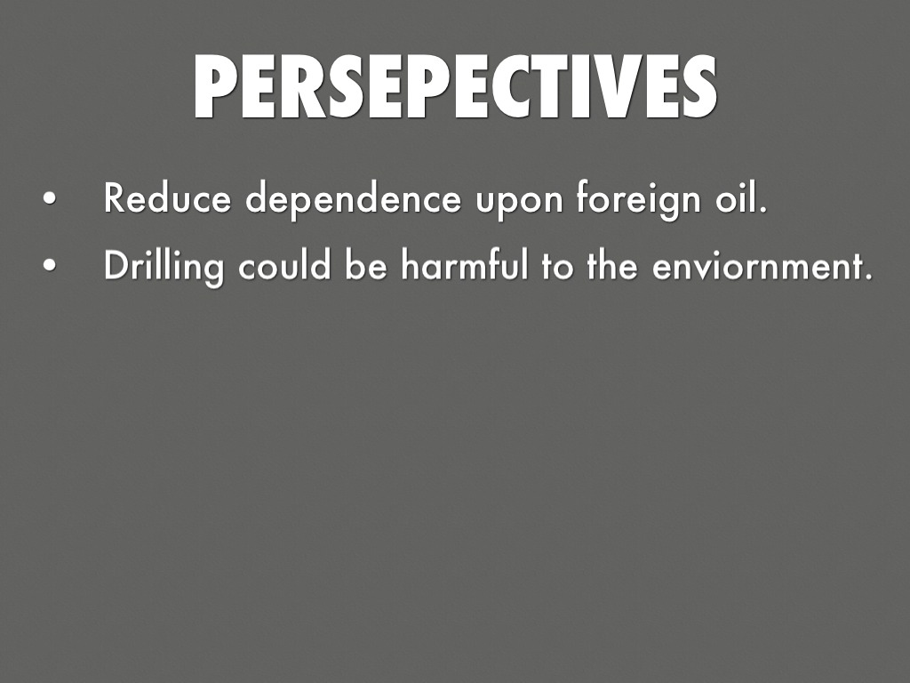 reducing u s dependency on foreign oil