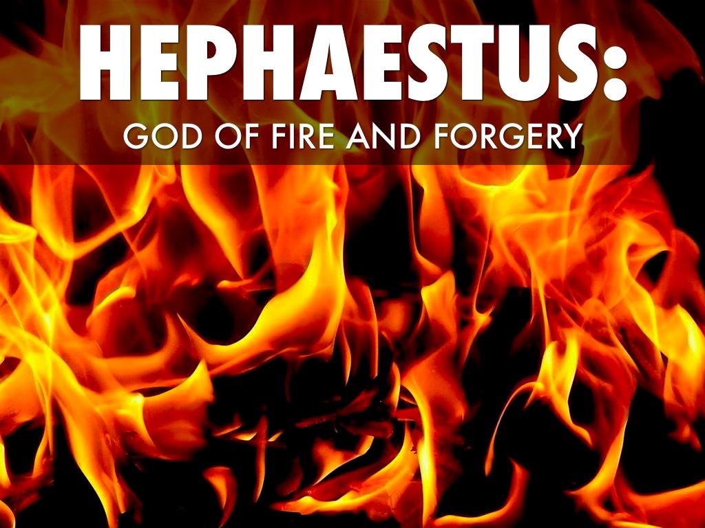 Hephaestus by Nick Szabo