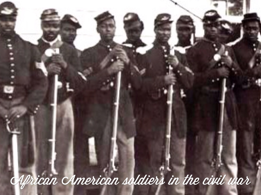 africans american in the civil war essay