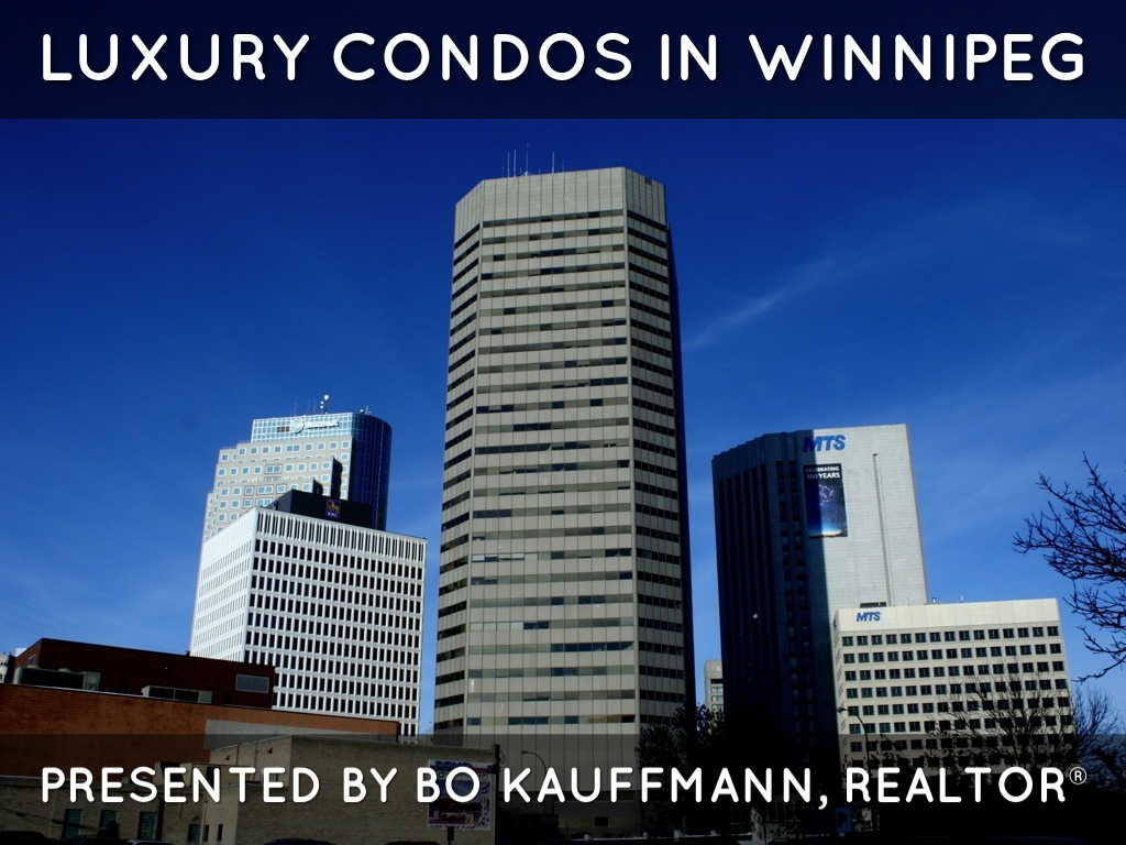Luxury Condos in Winnipeg