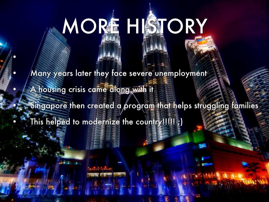 singapores history