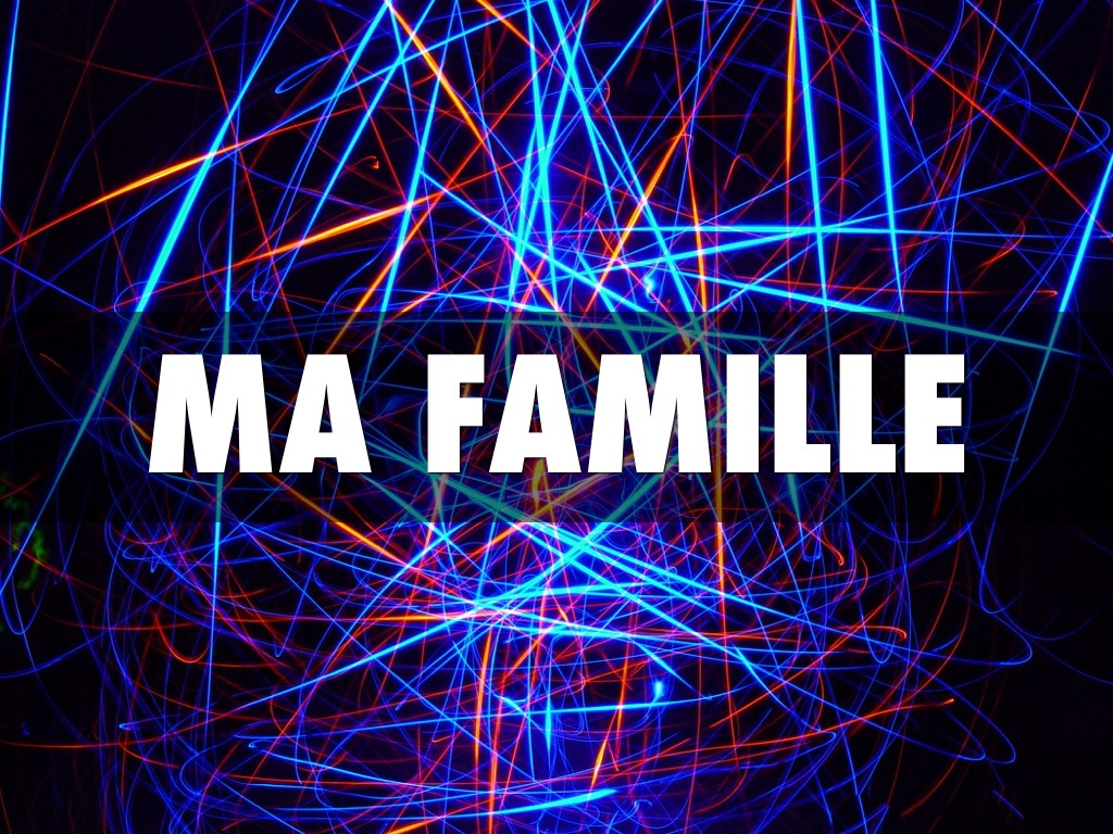Ma Famille by Christian Avila