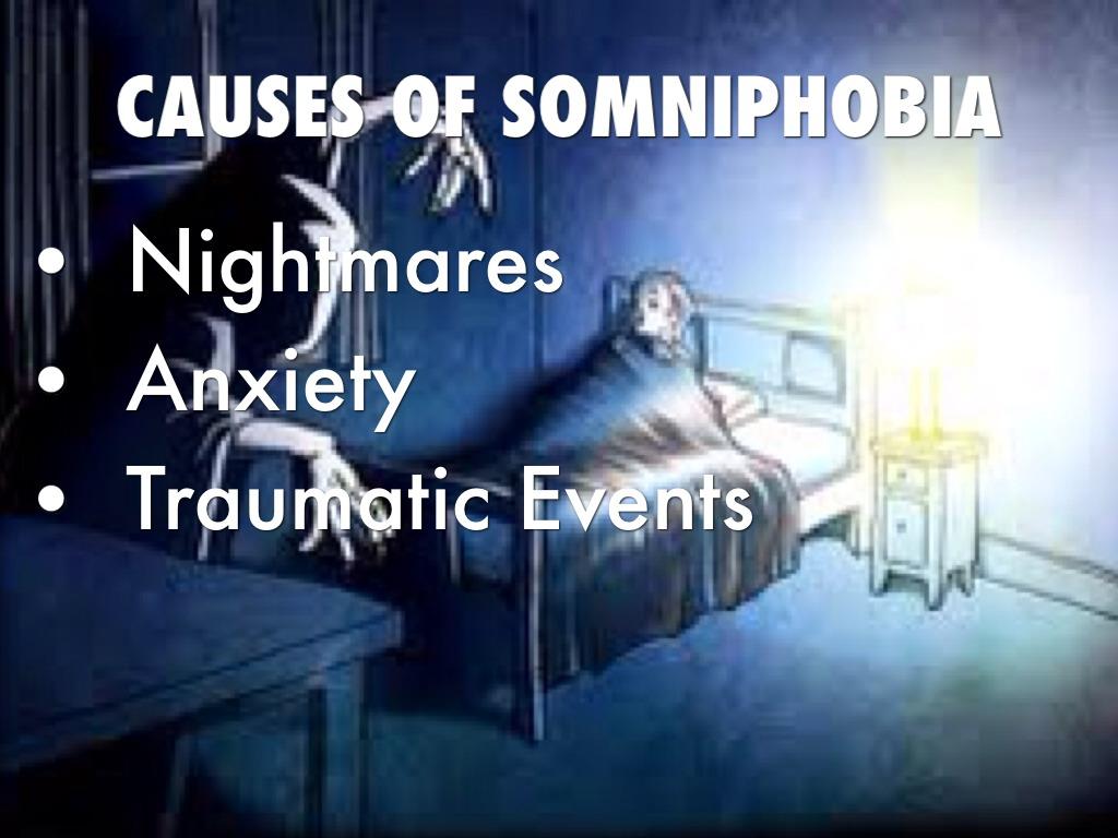 Somniphobia By Matthew Drabant