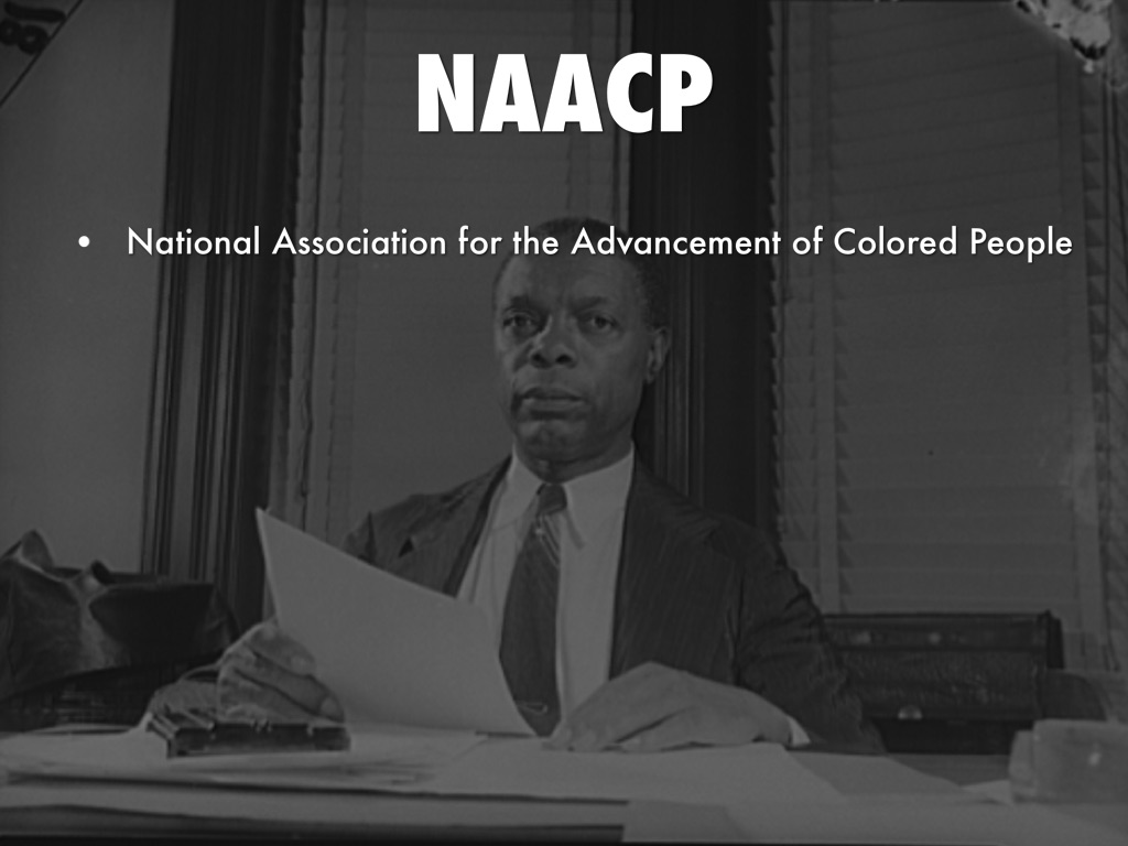 naacp the national association for the The mission of the national association for the advancement of colored people (naacp) is to ensure the political, educational, social, and economic equality of rights of all persons and to eliminate race-based discrimination.