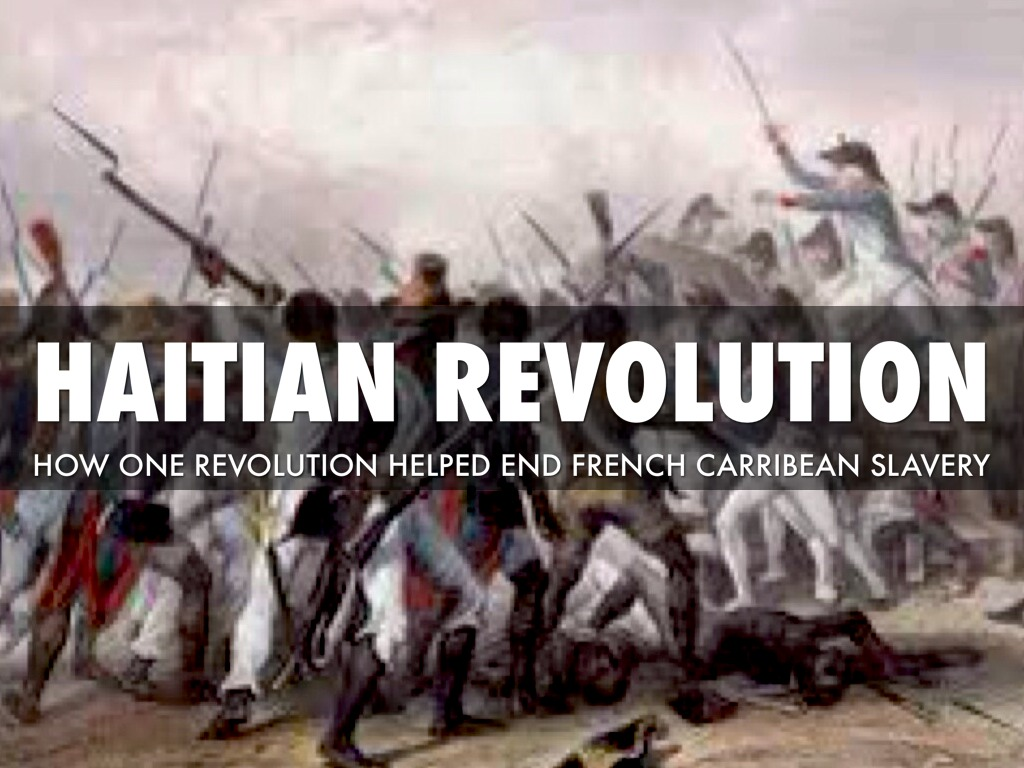 haiti revolution The haitian revolution has continually triggered scholarly (and literary) interest since its inception, thanks to its unique blend of racial, international, and political factors but it has remained largely peripheral to distinctive historical narratives in particular, saint-domingue and haiti are.