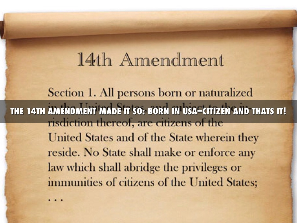A MISTAKEN BELIEF that there is a valid article in the Constitution known as the Fourteenth Amendment is responsible for the Supreme Court