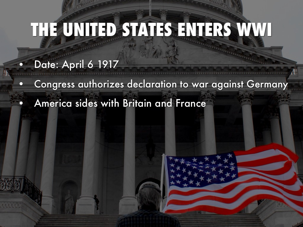 the reasons for the united states involvement in wwi Wwi 1 what were the three main reasons why the us entered name at least four reasons why the us should have stayed cultural diversity of united states a.