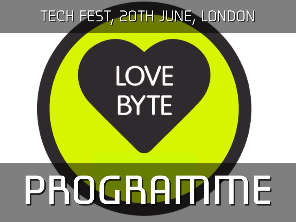 Tech Fest Programme