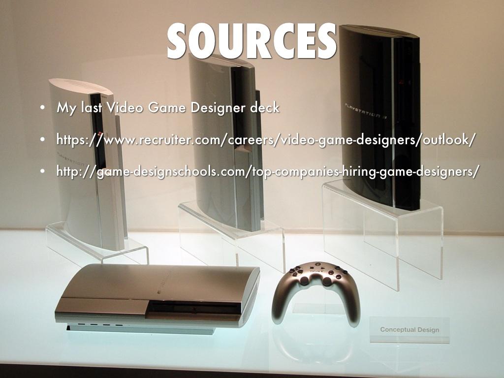 Video Game Designer by Nole Novellino