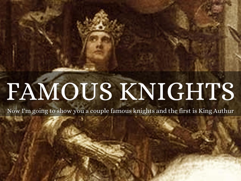 Knights by Jeriah Locklear