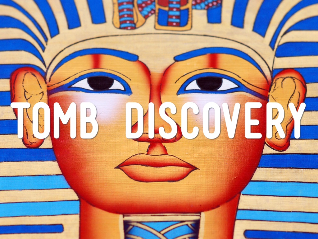 Tomb Discovery