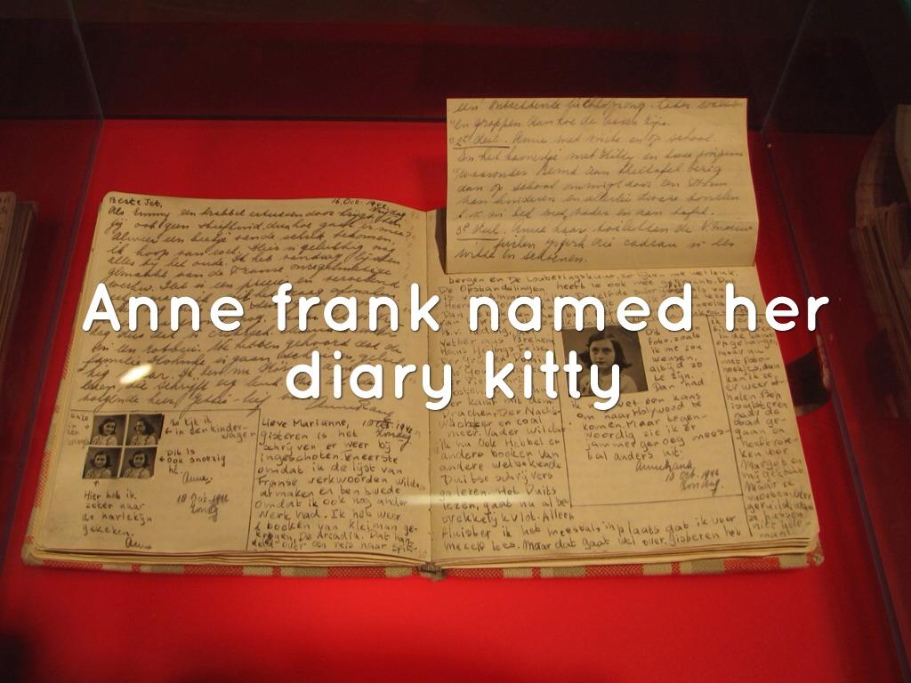 Anne Frank By Sara Kolenovic By Dawn Weiss