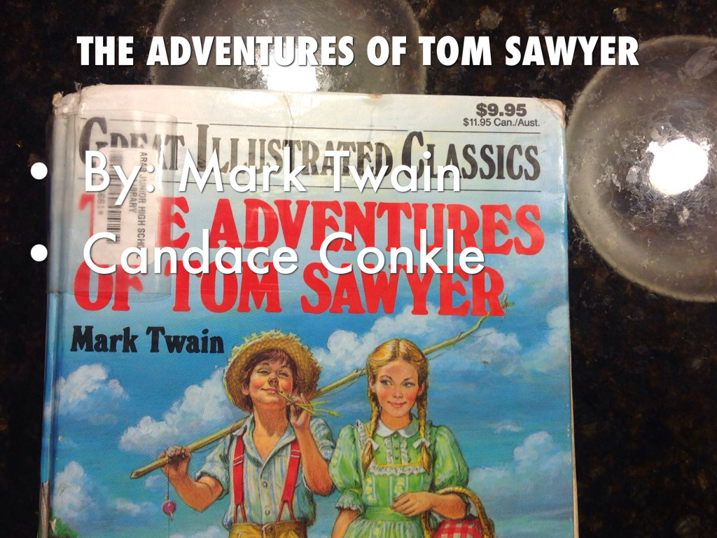 what is the climax of the adventures of tom sawyer