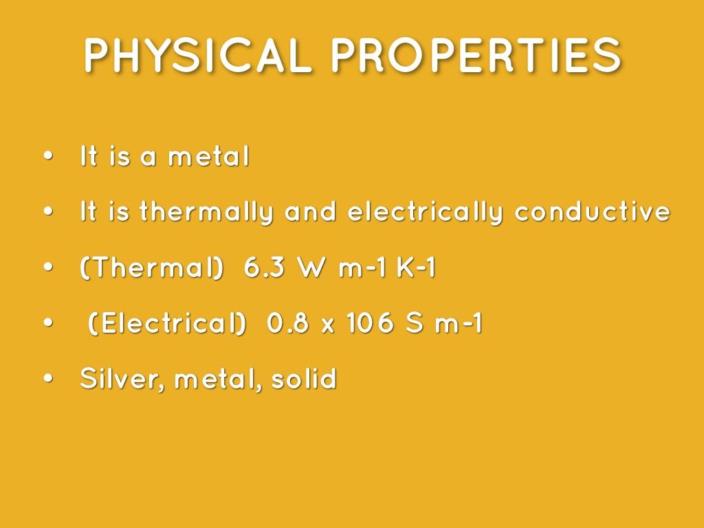 Physical Properties Of Neptunium