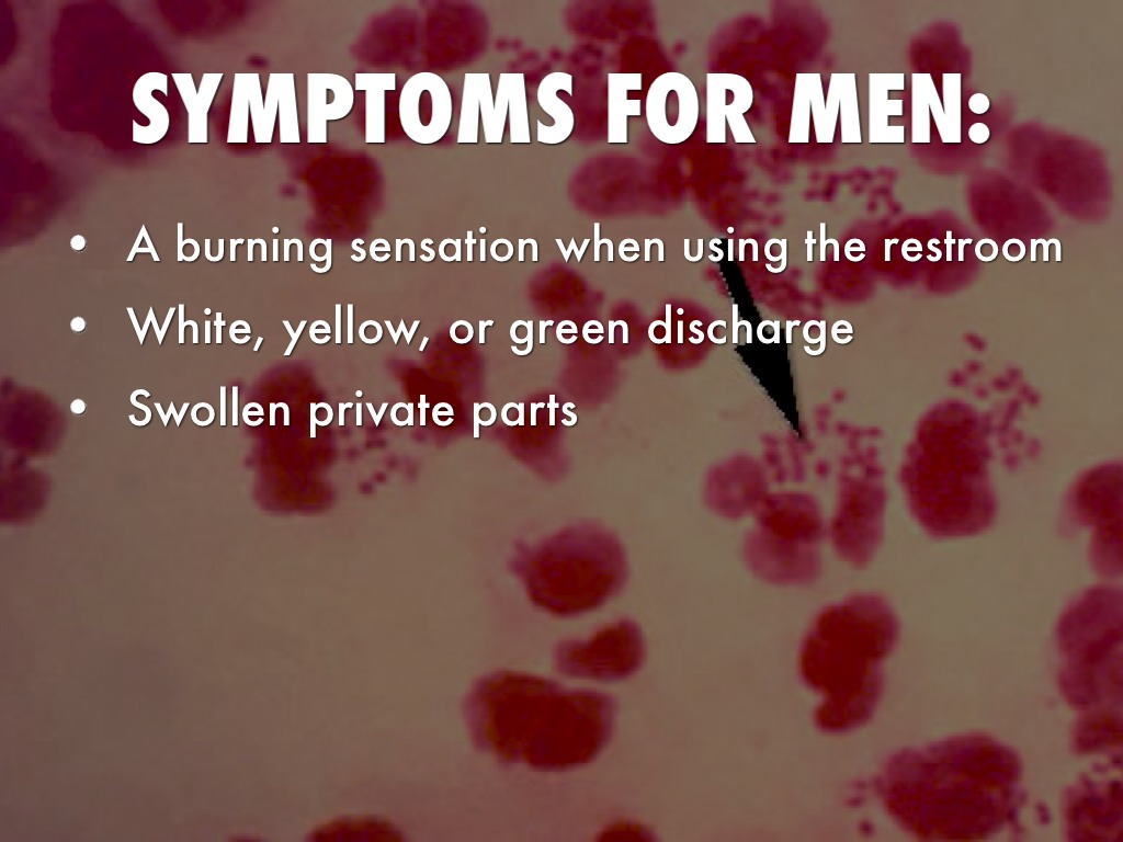 Gonorrhea On Men | www.pixshark.com - Images Galleries ...