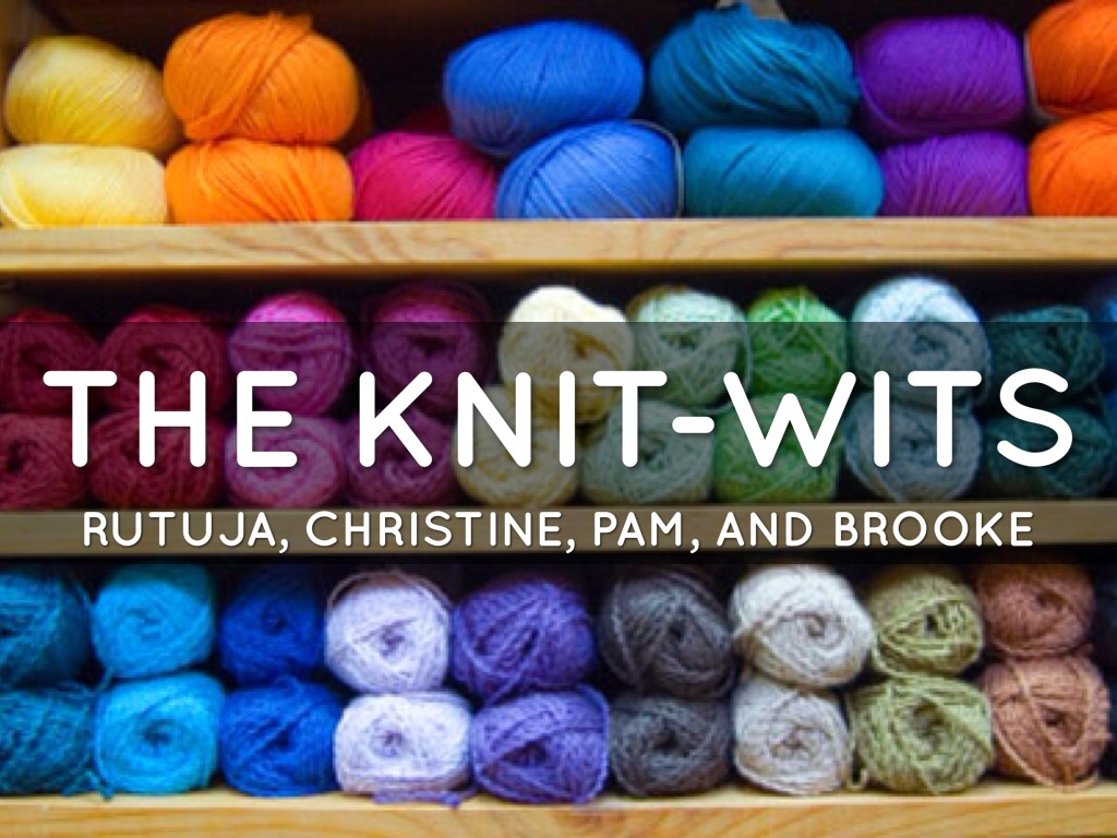 THE KNIT-WITS
