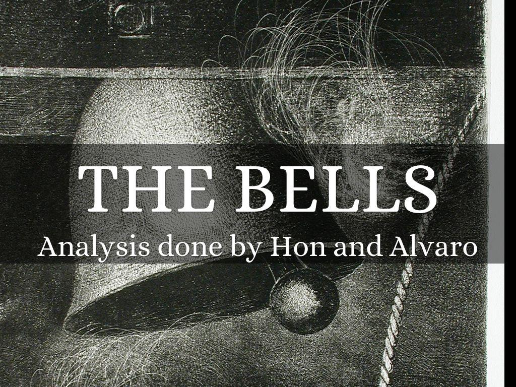 the bells an analysis