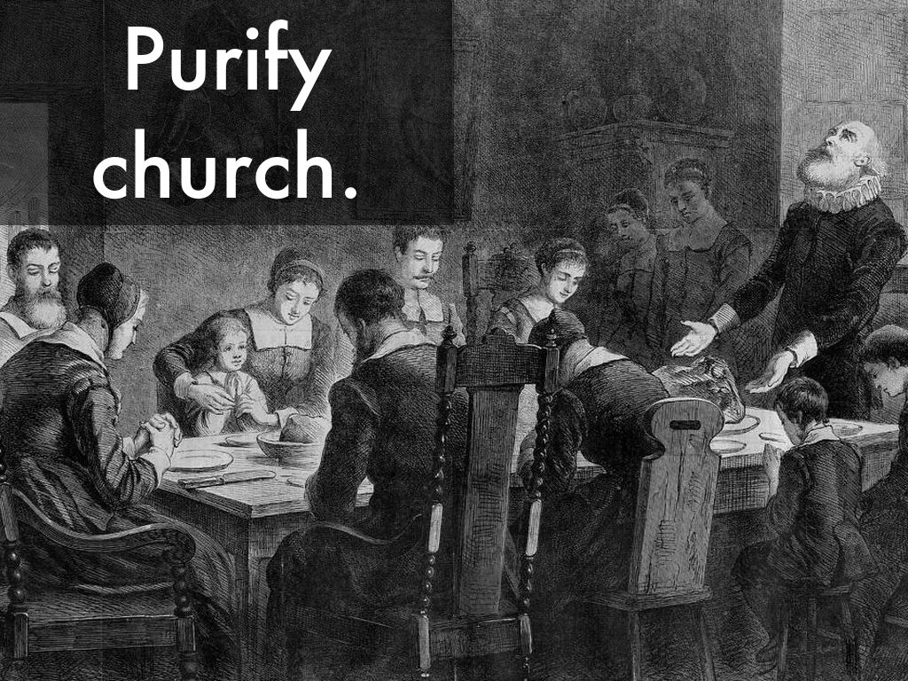 puritans vs rationalists Puritans believed that the plain style imitated the style of the bible and was more effective in revealing god's truth  political concerns of rationalists.