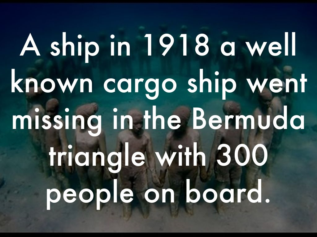 outline for the bermuda triangle Give me a good speech of one minute on the bermuda triangle under asl of class ix.