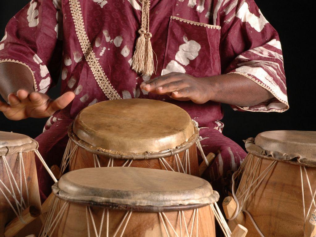 Картинки барабанов африки