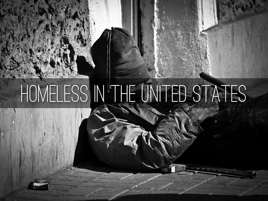 Homeless In The U.S.