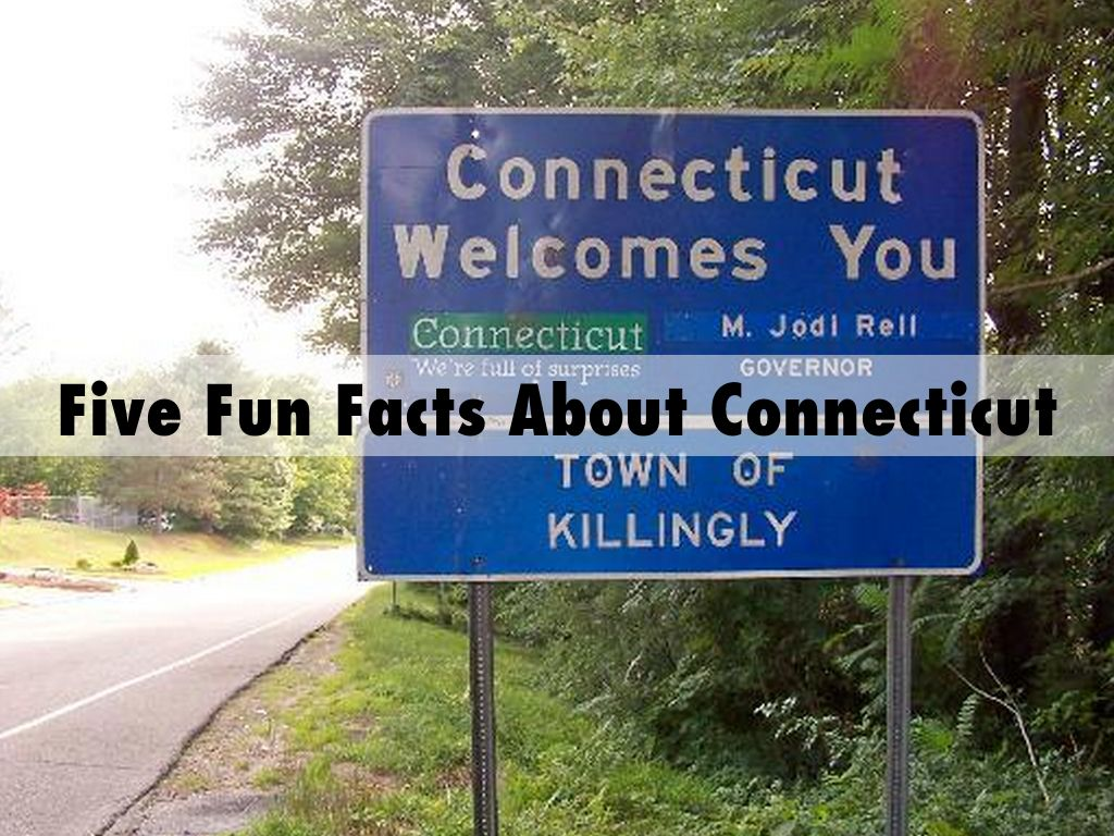 Five Fun Facts About Connecticut By Ea7082
