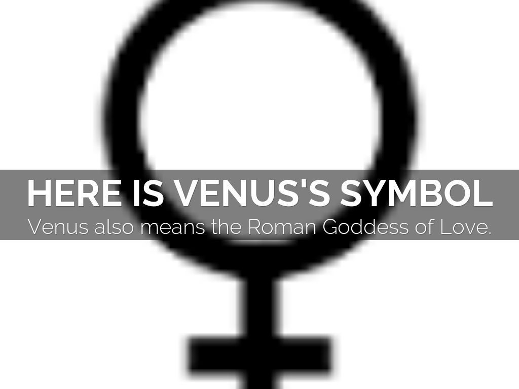 Here Is Some Reasons And Information To Come Venus By