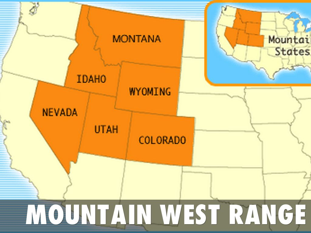 Geography Of The United States Wikipedia Regions Explained The - Us map western region