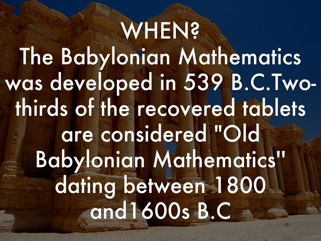 Learn ancient babylonian