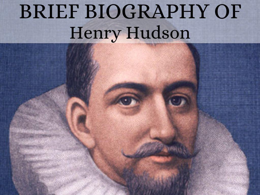 Henry Hudson By Annabelle S