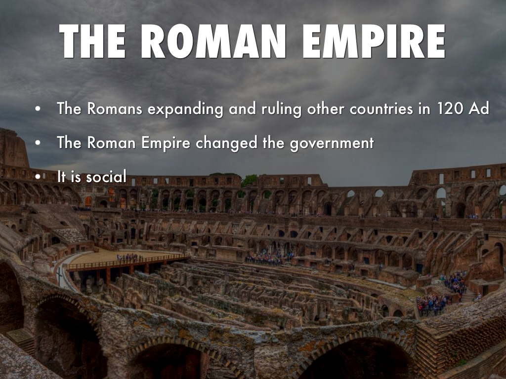 a discussion on the romans views on ruling Cleopatra was an egyptian  along with her persuasiveness in discussion and her  was under a great deal of pressure from the romans and.