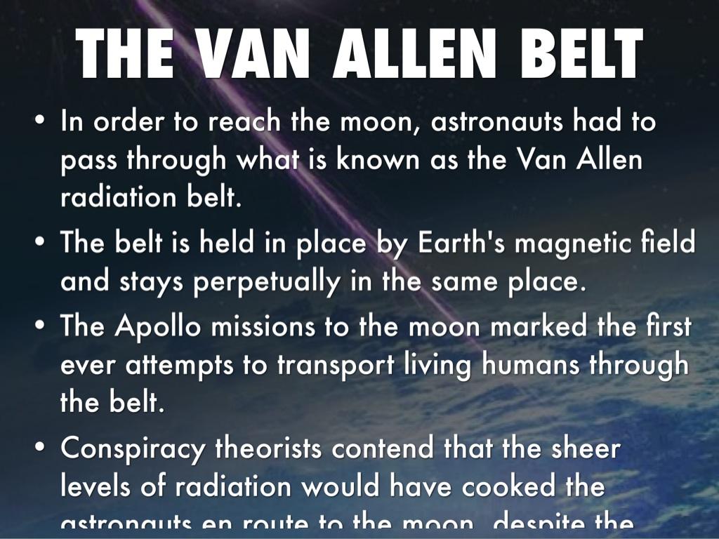 van allen belt moon landing - photo #7