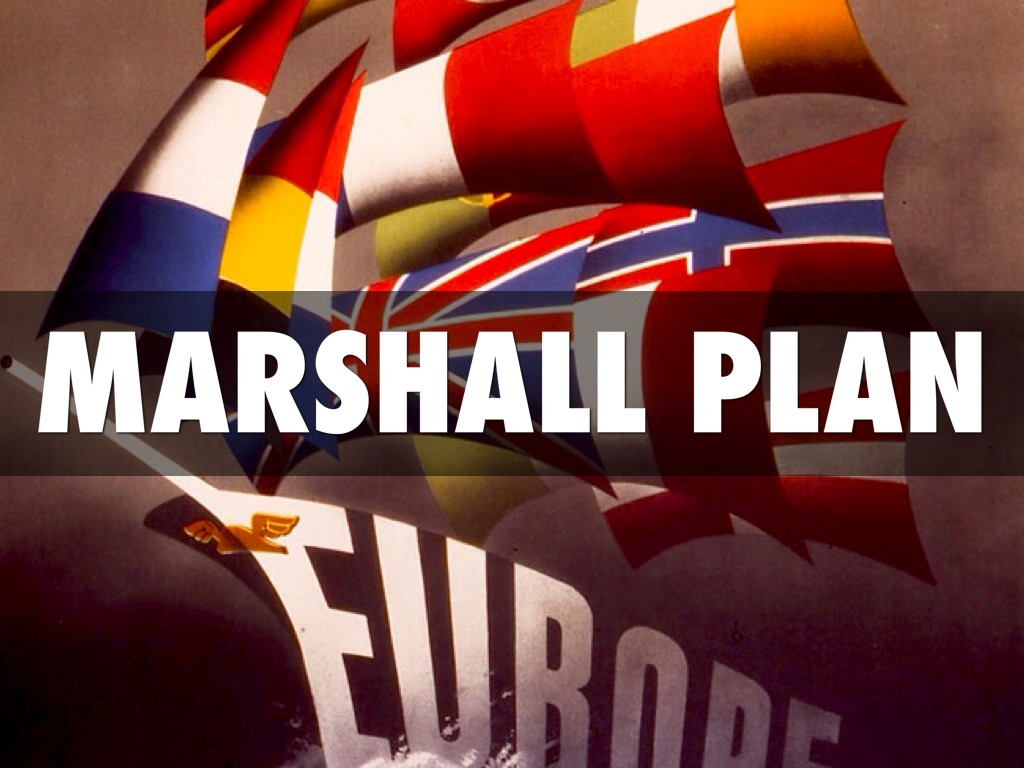 Marshall Plan by Josh Wallace