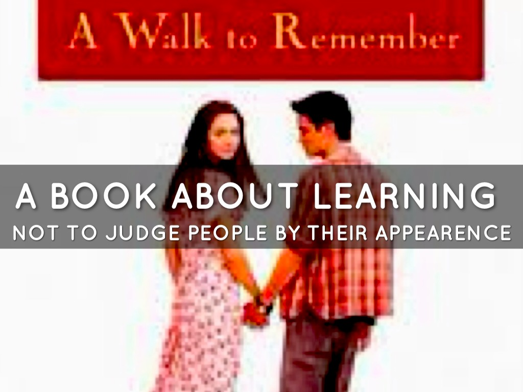 who is the protagonist in the book a walk to remember And the toughest one for everyone in the book conflict/resolution a walk to remember- nicholas sparks.