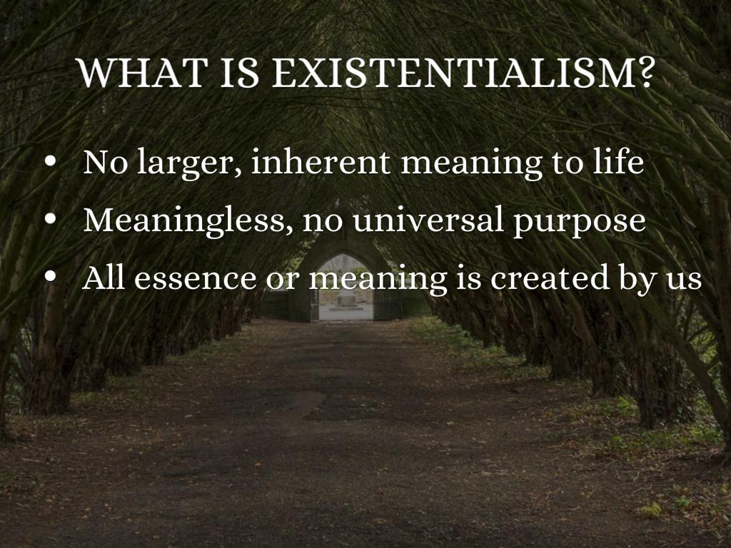 Christian Existentialism by Jordan Bickham