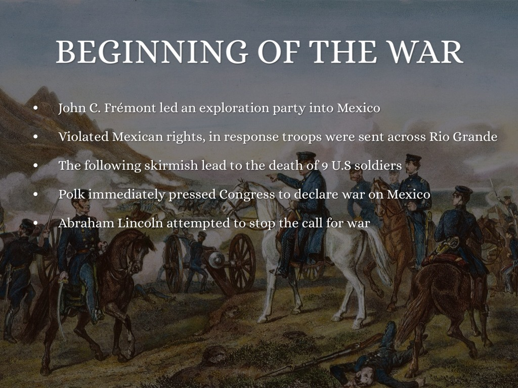 the mexican american war A guide to the mexican war this northern illinois university web site contains a historical overview of the mexican-american war (1846-1848).