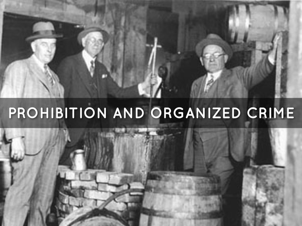 how the economic downturn and prohibitions of the 1920s in america lead to the rise of organized cri Start studying mr wilson history exam learn vocabulary, terms, and more with flashcards, games, and other study tools.