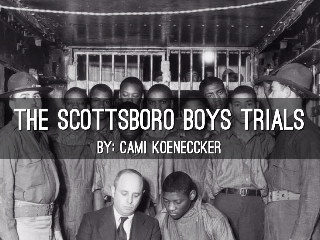 "scottsboro boys Brocton — the larc program of the ahira hall memorial library presents the exhibit ""nine american boys: portraits of the false accused scottsboro boys."